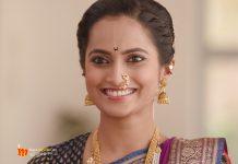 Aetasha Sansgiri - Revati Choti Malkin Star Pravah Serial Photo Image Pic
