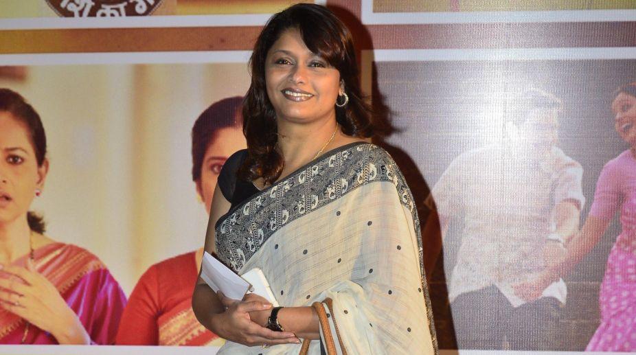 Actor Pallavi Joshi