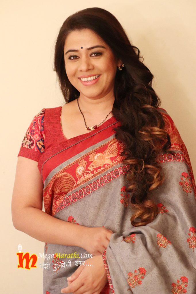 Radhika - Anita Date Kelkar