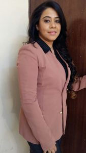 Radhika New Look