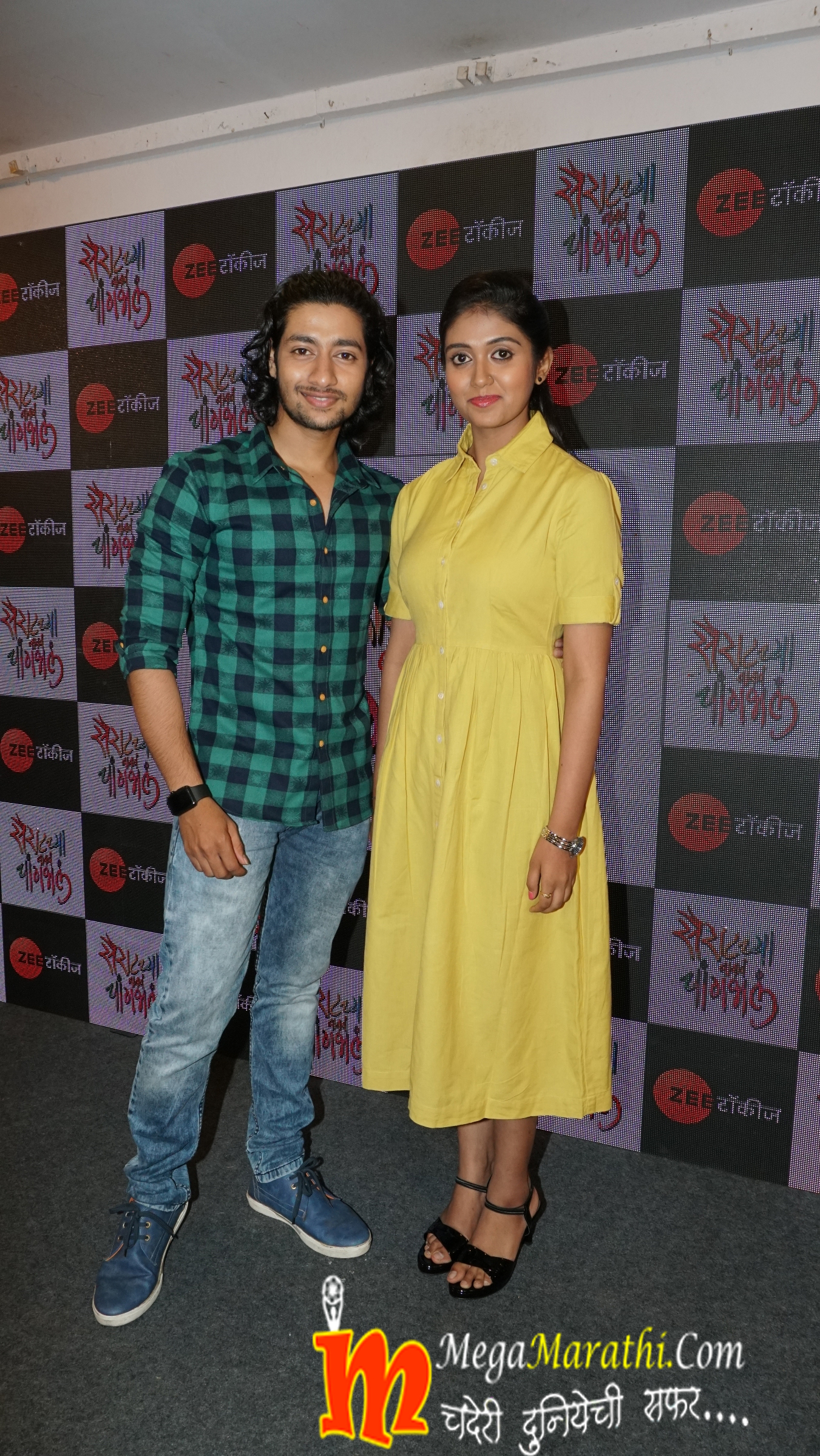 Sairatchya Navan Changbhal Photos Archi and Parsha