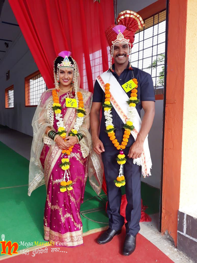 Ajinkya and Sheetal Marriage Photos
