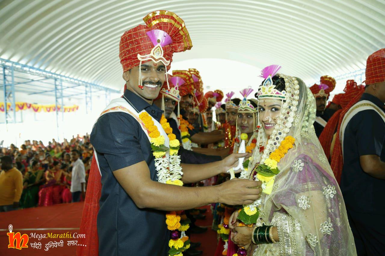 Ajya Shitli Marriage Photos