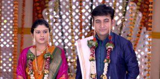 Shlok and Kuhu Marriage in Zee Yuva's Serial Deva Shappath!