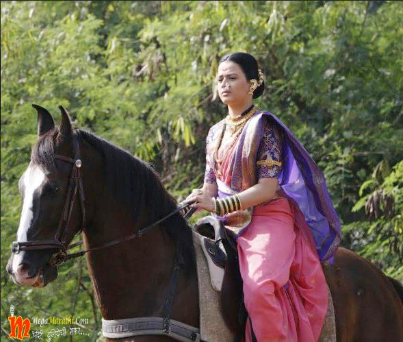 Prajkta Gaikwad as Yesubai