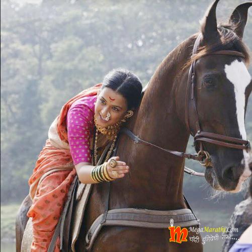 Actress 'Prajakta Gaikwad' Learns Horse Riding and Swordplay for a TV series !