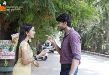 Rushi Saxena's Entry in Ghadge and Sunn Serial !