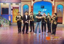 Suniel Shetty Makes His Appearance on The Sets of Chala Hawa Yeu Dya!