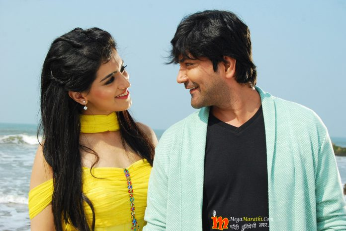 Real Life Couple Aniket Vishwasrao and Sneha Chavan Come up With 'Hrudayat Something Something'