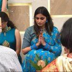 Surabhi Hande Engagement Photos