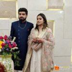 Surabhi Hande Engagement Pics