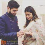 Surabhi Hande Engagement Ring