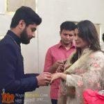 Surabhi Hande Engagement imags