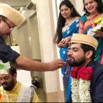 Surabhi Hande Husband