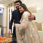 Surabhi Hande With Husband