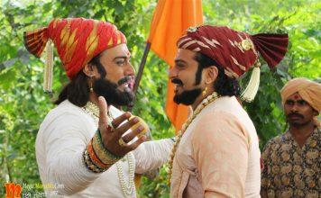 Chhatrapati Shivaji Raje and Sambhaji Raje-s Historical Meeting on Panhala Fort !