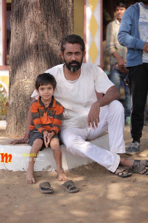 Nagraj Manjule and Shrinivas Pokale