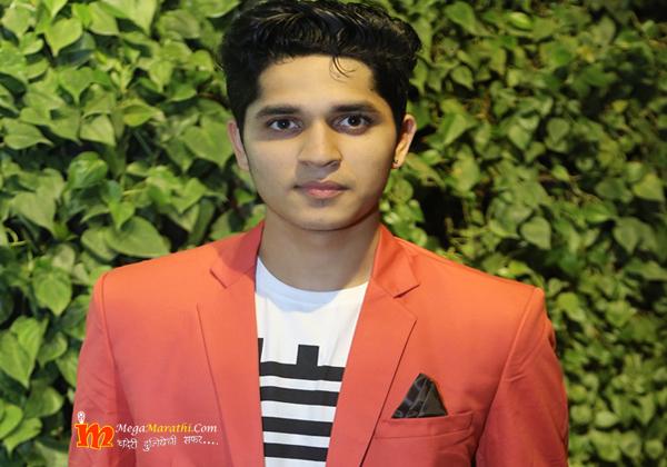 Sumant Shinde - The New Chocolate Boy of Marathi Films!