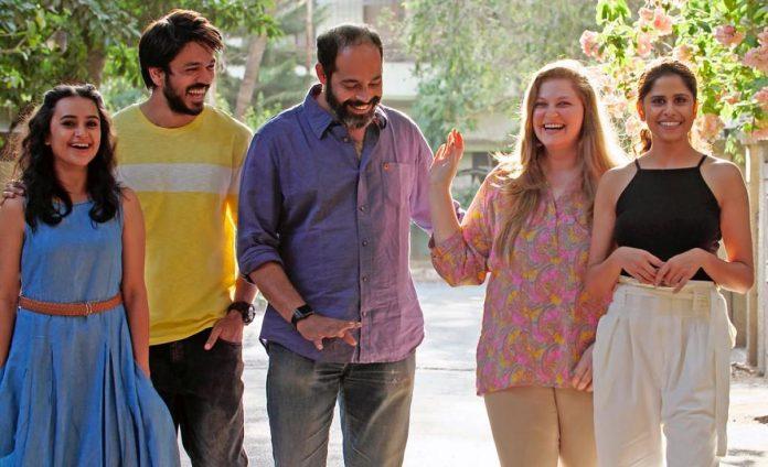 Sai Tamhankar and Lalit Prabhakar to star in Mohit Takalkars 'Medium Spicy' !