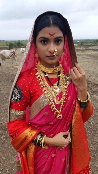 Amruta Pawar as Jijamata