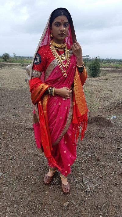Jijamata in Sony Marathi Serial