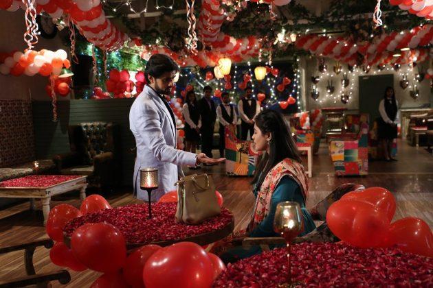 Siddharth and Anu