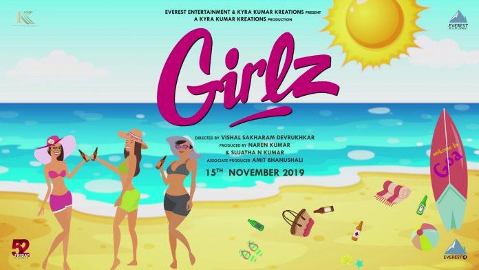 After Boyz and Boyz 2 Get Ready for 'Girlz' !