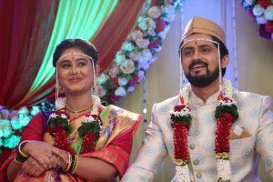 Anu and Siddharths lagn