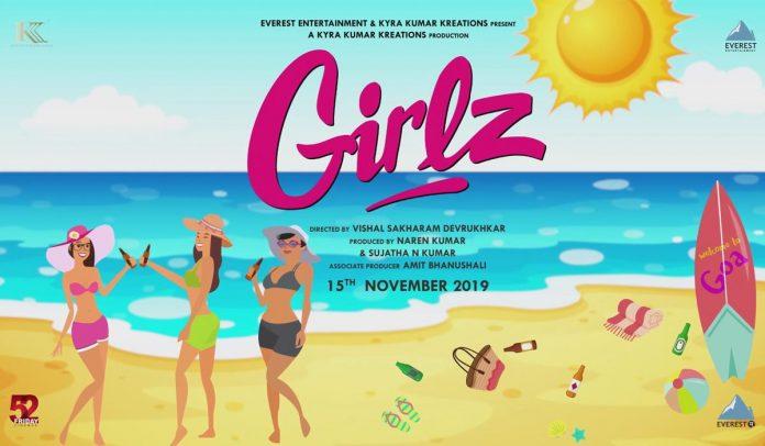 Girlz Marathi Movie Starcast Songs Trailer Wiki Story Release Date