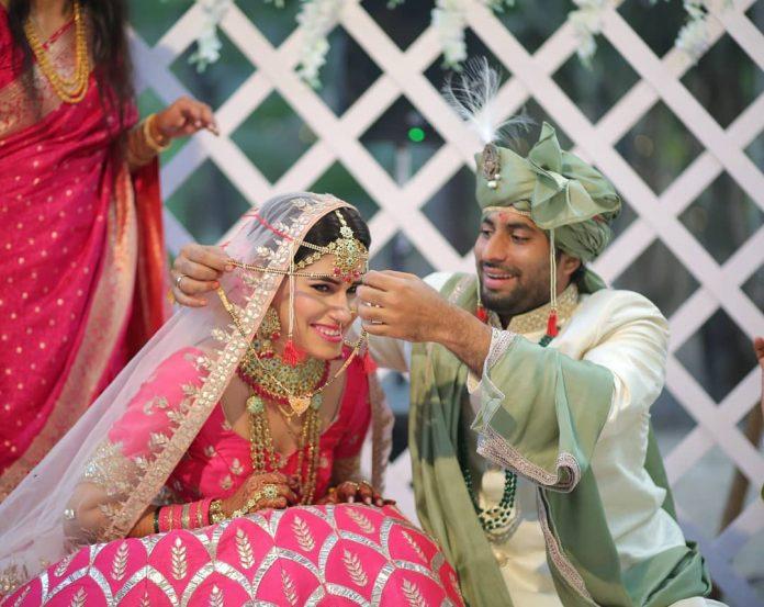 Sunny Da Aka Raj Hachnale From Tujhyat Jeev Rangla has Gotten Hitched!