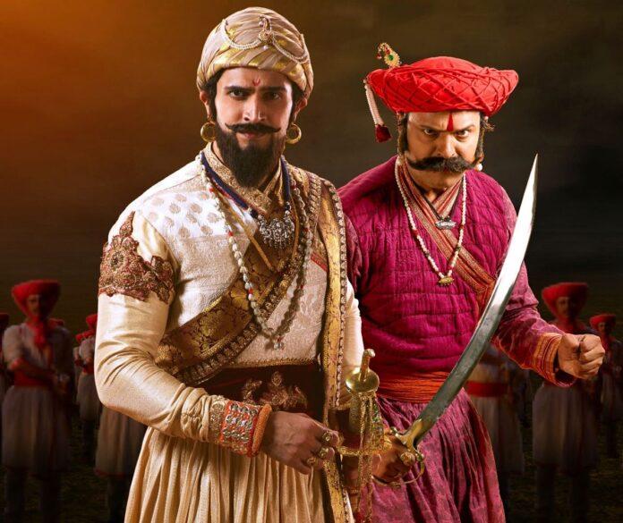 Jai Bhavani, Jai Shivaji on Star Pravah, Unfold the story of the brave warriors of Chhatrapati Shivaji Maharaj !